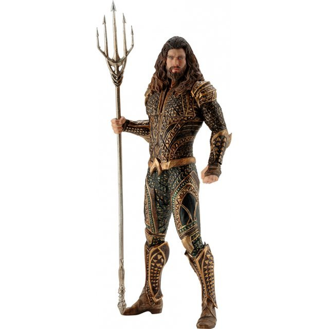 ARTFX+ Justice League 1/10 Scale Pre-Painted Figure: Aquaman