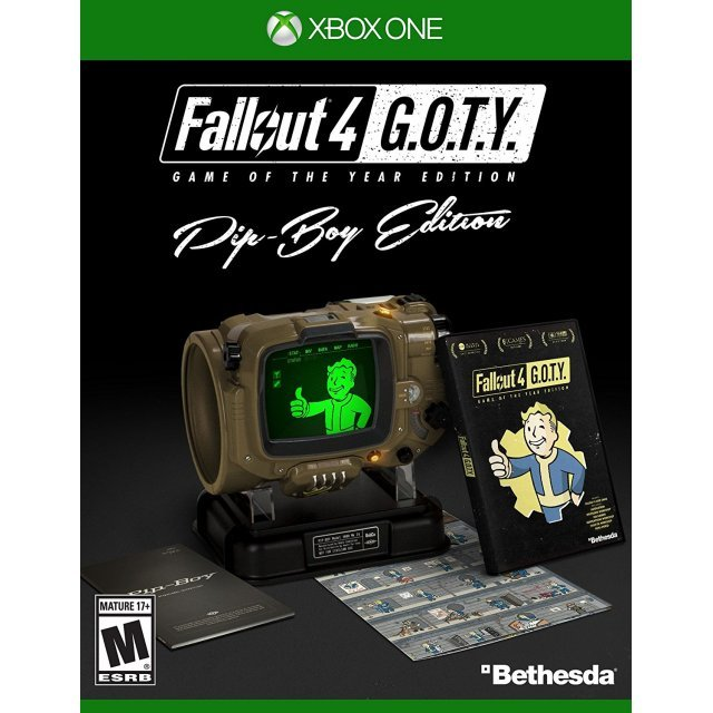 Fallout 4 [Game of the Year Pip-Boy Edition]