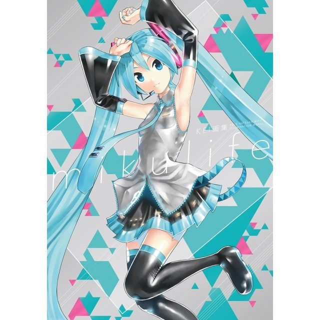 Mikulife Art Book