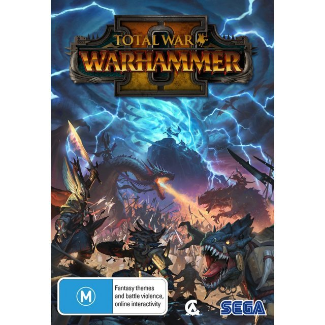 Total War: WARHAMMER II (DVD-ROM)