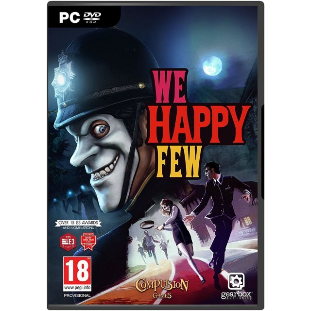 We Happy Few (DVD-ROM)