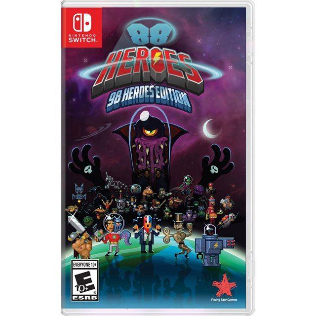 88 Heroes: 98 Heroes Edition