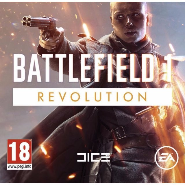 Battlefield 1 [Revolution Edition] (Origin)