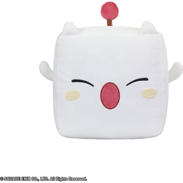 Final Fantasy Square Cushion: Moogle