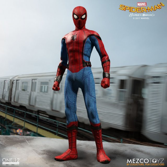 One:12 Collective Action Figure: Spider-Man Homecoming