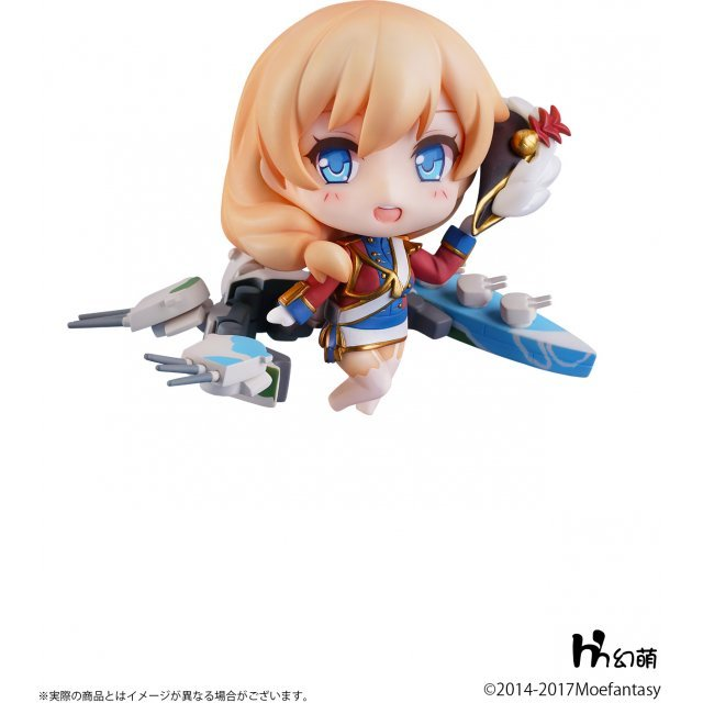 Senkan Shoujo R Mini Series Deformed Figure: Rodney