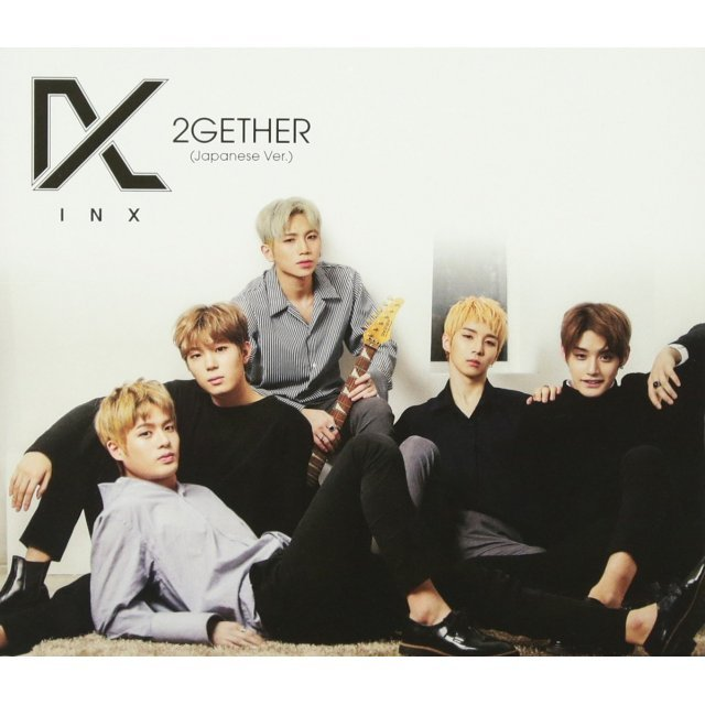 2gether - Japanese Ver. [Limited Edition Type B]