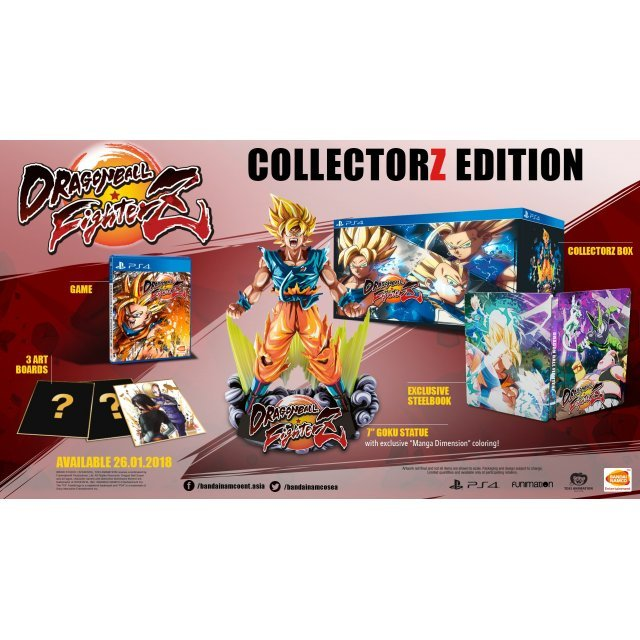 Dragon Ball FighterZ [CollectorZ Edition] (English)
