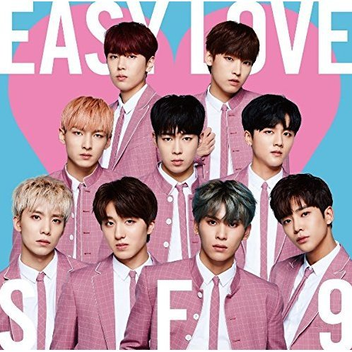 Easy Love [CD+DVD Limited Edition Type A]