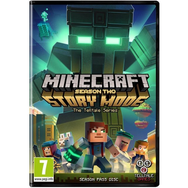 Minecraft: Story Mode - Season Two - The Telltale Series (DVD-ROM)