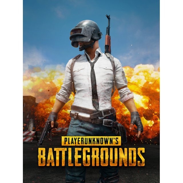 PlayerUnknown's Battlegrounds [Early Access Game] (Steam)