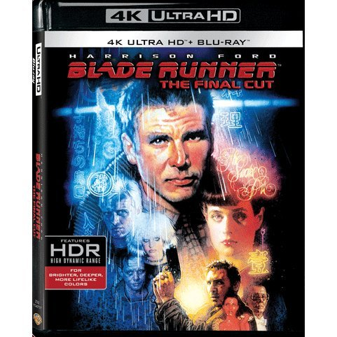 Blade Runner: The Final Cut (4K UHD+BD) (2-Disc)