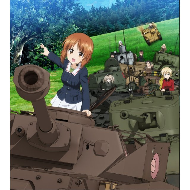 Girls & Panzer: Dream Tank Match [Limited Edition] (Chinese Subs)