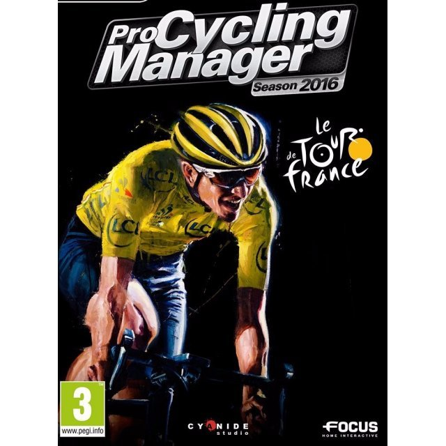 Pro Cycling Manager 2016 (Steam)