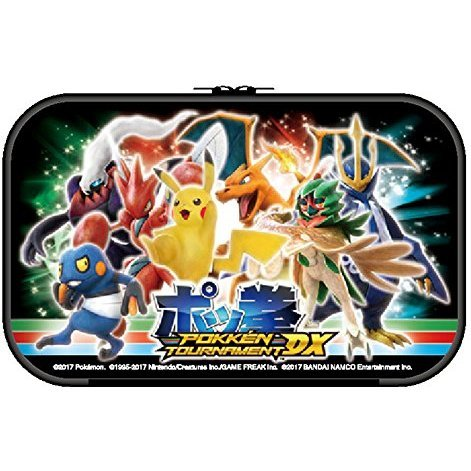 pokken tournament dx smart pouch compact for nintendo switch