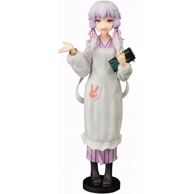 Vocaloid4 1/8 Scale Resin Cast Pre-Painted Figure: Yuzuki Yukari Kappougi (Re-run)