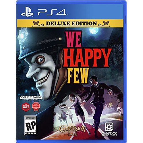We Happy Few [Deluxe Edition]