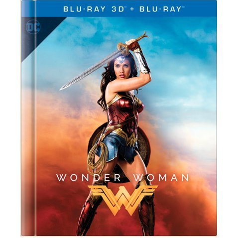 Wonder Woman 3D (2-Disc) (Digibook)