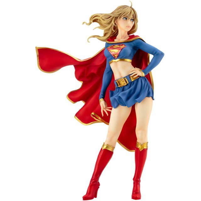 DC Comics Bishoujo DC Universe 1/7 Scale Pre-Painted Figure: Supergirl Returns