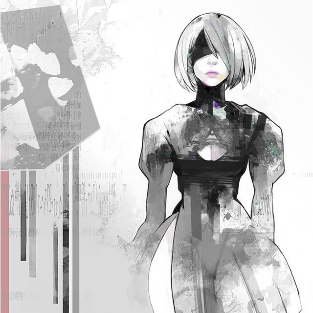 NieR:Automata Original Soundtrack Vinyl