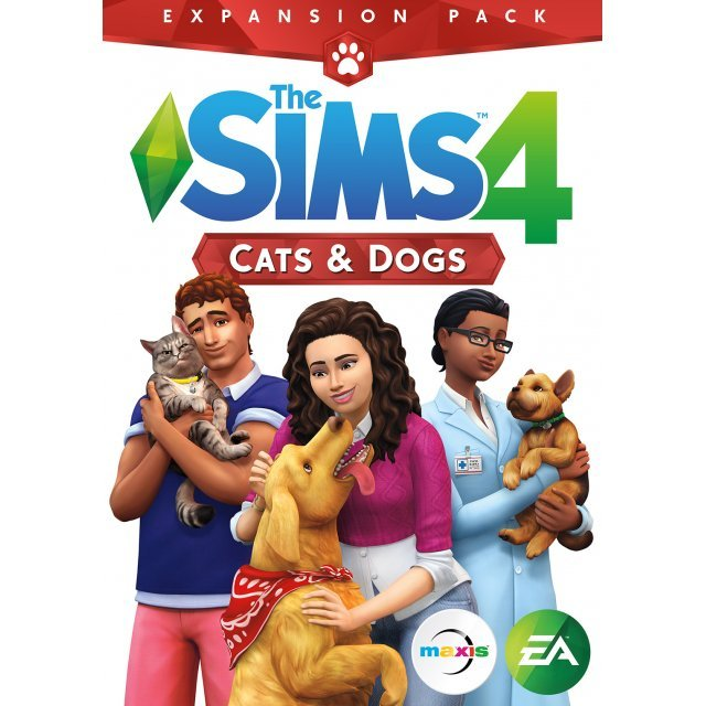 Sims 4: Cats & Dogs (Origin)