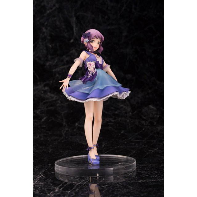 The Idolm@ster Million Live! 1/8 Scale Pre-Painted Figure: Mizuki Makabe Harukaze Soyogu Stage Ver.