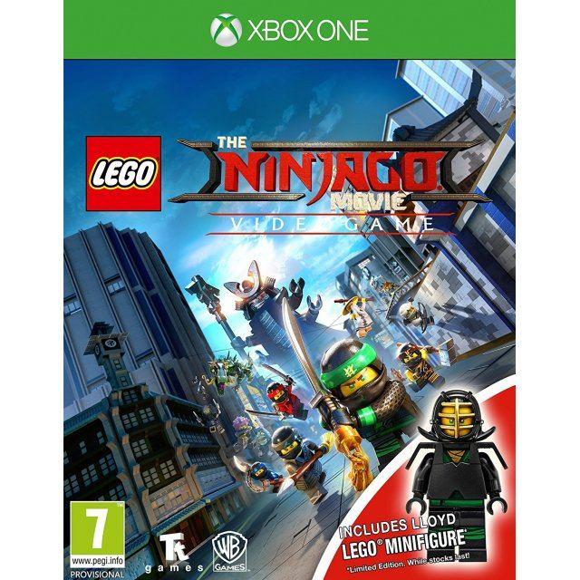 The Lego Ninjago Movie Video Game Mini Fig Edition