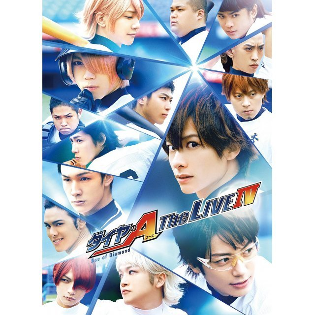 Ace Of Diamond The Live IV Dvd Edition