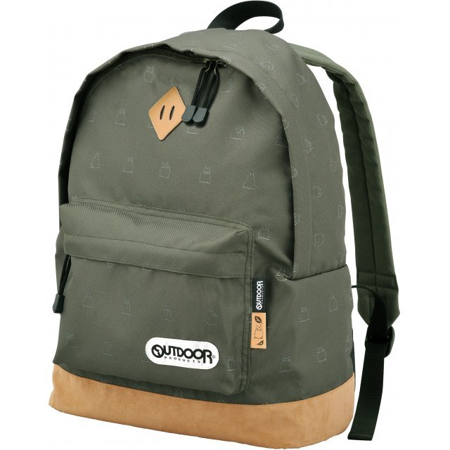 My Neighbor Totoro Outdoor Products Collaboration Daypack Olive