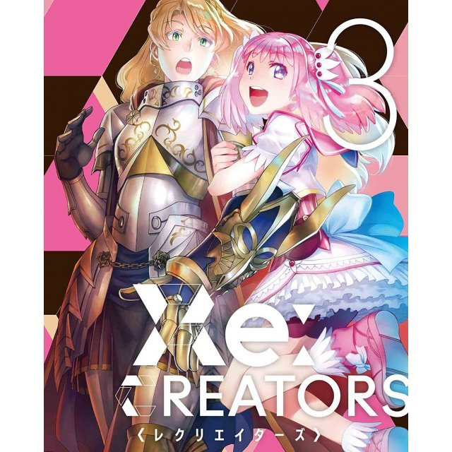 Re:Creators 3 [DVD+CD Limited Edition]