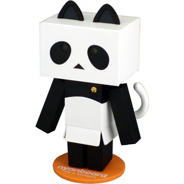Revoltech Yotsuba&!: Nyanboard Mini Panda