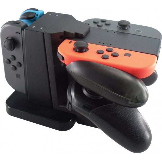 CYBER ・Controller Multi Charging Stand for Nintendo Switch