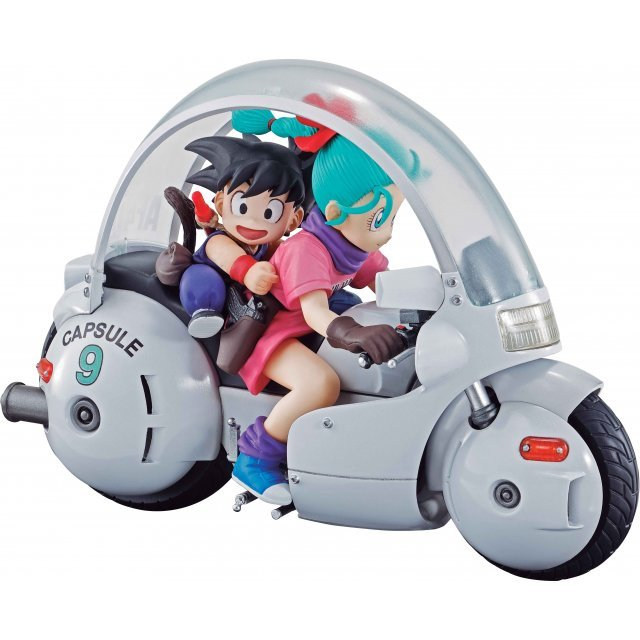 Desktop Real McCoy 06 Dragon Ball: Son Goku & Bulma