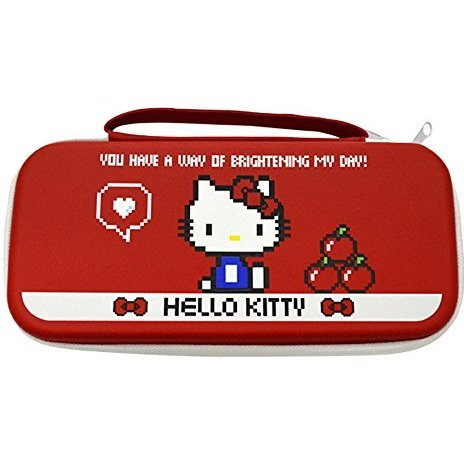 Hello Kitty Semi Hard Case for Nintendo Switch