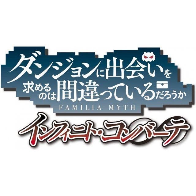 Danjon ni Deai o Motomeru no wa Machigatteiru Darou ka? Infinite Combate