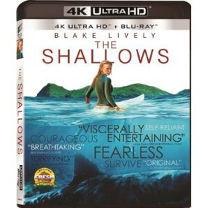 The Shallows (4K UHD+BD) (2-Disc)