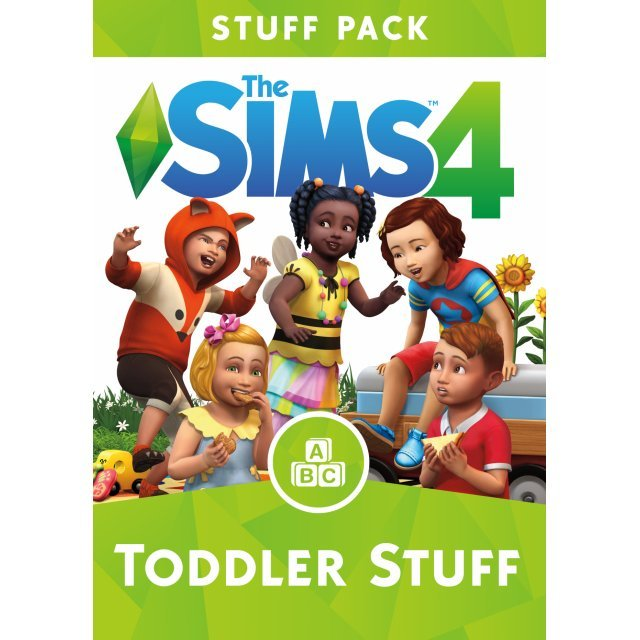 The Sims 4: Toddler Stuff (Origin)