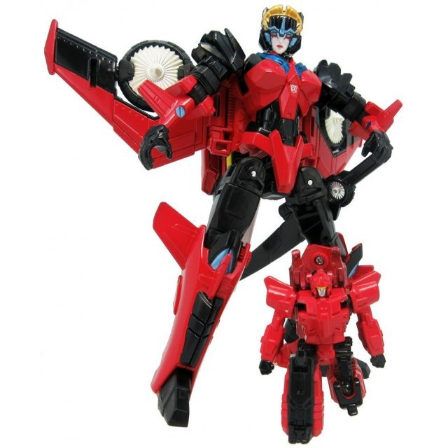 Transformers Legends: LG62 Targetmaster Windblade