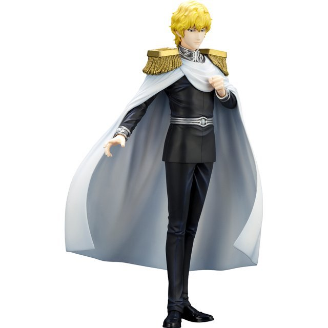 ARTFX J Legend of the Galactic Heroes 1/8 Scale Pre-Painted Figure: Reinhard von Lohengramm