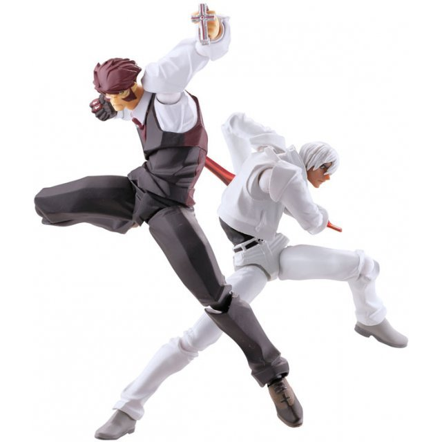 Blood Blockade Battlefront Twin Box: Klaus & Zapp