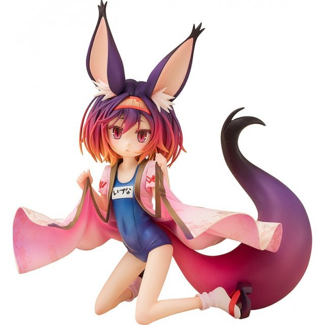 No Game No Life 1/7 Scale Pre-Painted Figure: Hatsuse Izuna Swimsuit Style