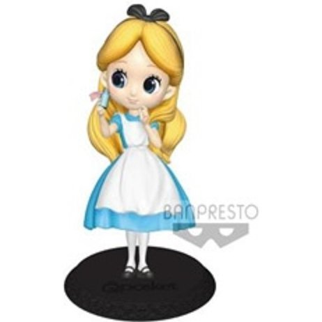 Q Posket Disney Characters Alice in Wonderland: Alice Normal Color Thinking Time Ver.