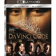 The Da Vinci Code (4K UHD+BD) (2-Disc)