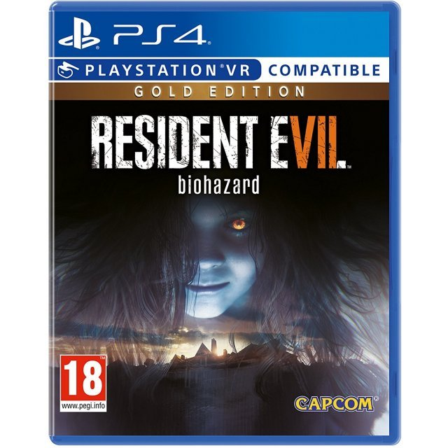 Resident Evil 7: biohazard [Gold Edition]