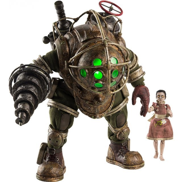 BioShock 1/6 Scale Action Figure: Big Daddy and Little Sister