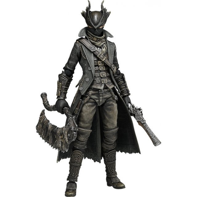 figma Bloodborne: Hunter [Good Smile Company Online Shop Limited Ver.]