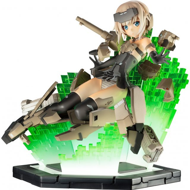 Frame Arms Girl: Gourai -Session Go!!-