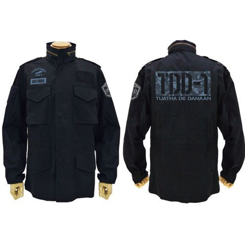 Full Metal Panic! - TDD-1 M-65 Jacket Black (M Size)