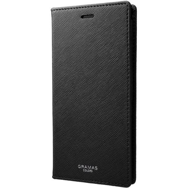 Gramas EURO Passione Book PU Leather Case for iPhone X (Black)