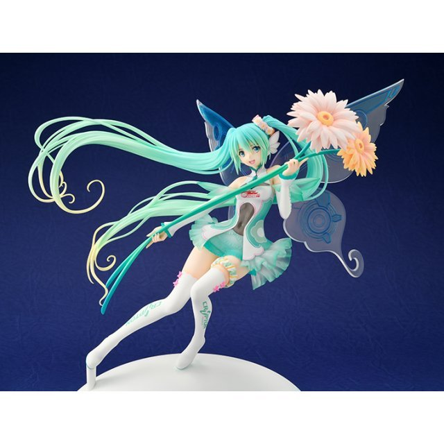 Good Smile Racing 1/1 Scale Pre-Painted Figure: Racing Miku 2017 Ver.